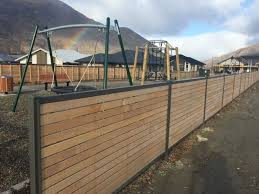 Colourslat Signature Timber Fences Boundaryline New Zealand