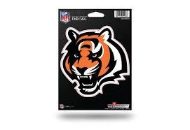 Nfl Football Cincinnati Bengals Window Decal Sticker Officially Licensed Custom Sticker Shop Cincinnati Bengals Bengals Nfl