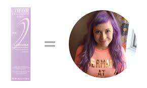 of hair color the coloring process