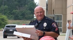 Police celebrate National Donut Day