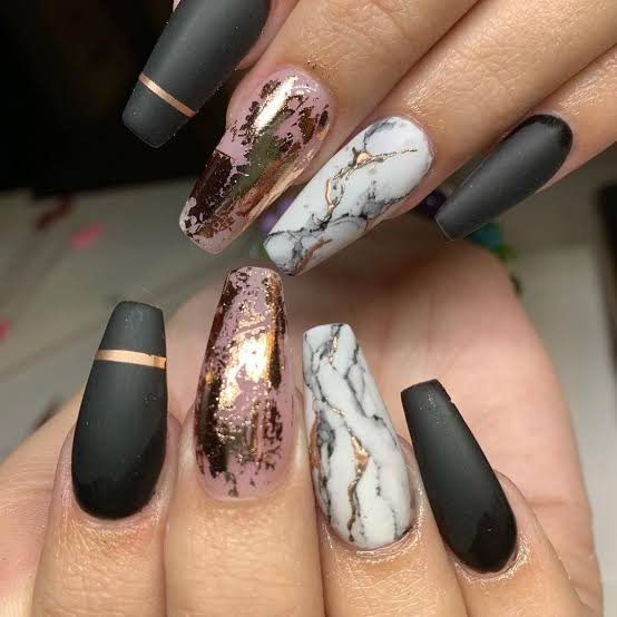 """Image result for cute nail art designs for the new year"""""""