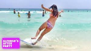 funniest beach wipeouts best new fails