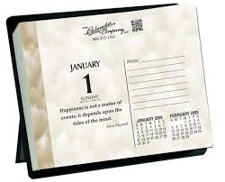 daily inspirational calendar start any month calendar company