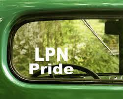 2 Lpn Pride Decals Sticker For Car Window Bumper Laptop Jeep Rv Truck Ebay