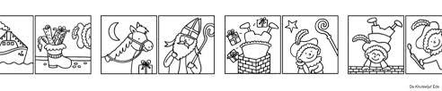 Sinterklaas Pietenhuis Knutselen Kleurplaten Crea Met Kids