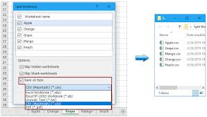 how to export excel data to csv