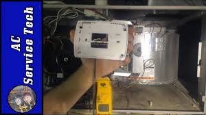 goodman gas furnace wiring diagram of