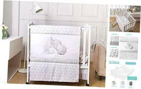 la premura unicorn baby nursery mini