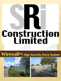 Wirewall High High Security Security Fence Fence System Powerpoint Presentation Free Online Download Ppt E1r808