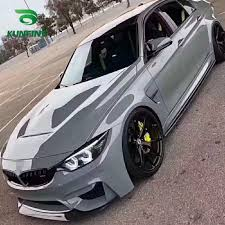 Car Styling Wrap Gloss Cement Gray Car Vinyl Film Body Sticker Car Sticker With Air Free Bubble For Motorcycle Car Tuning Part Car Stickers Aliexpress