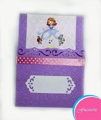 Tarjetas De Cumpleanos De La Princesa Sofia S 65 00 En Mercado