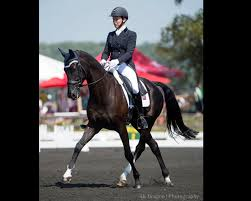 Tamra Smith and Mai Baum Dance into the Lead at Plantation Field CIC3*