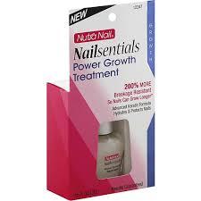 nutra nail nailsentials power growth