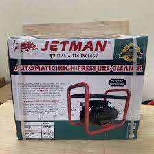 Máy Rửa Xe Mini Có chỉnh Áp 2800W Jetman - Máy xịt rửa