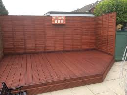 Colours Timbercare Red Cedar Fence Shed Wood Stain 9 Departments Diy At B Q
