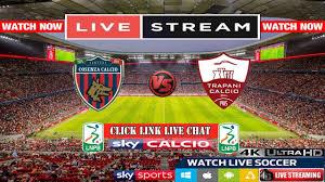 Cosenza vs Trapani 🔴 Live Stream - YouTube