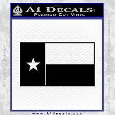 Texas State Flag Decal Sticker A1 Decals