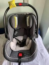 baby free graco snugride