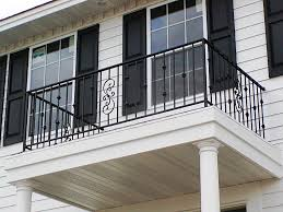 Balcony Railing Design Steel Fence With Charm Stainless Outside Home Elements And Style Components Apartment Building Outdoor Modern Railings Ends Termination Crismatec Com