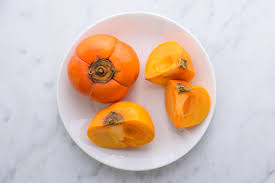 persimmon nutrition facts calories