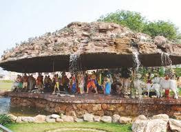 The Govardhan Hill In Mathura