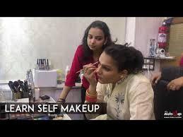 self makeup courses in delhi personal