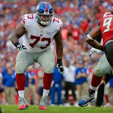 Giants' roster preview: Marshall Newhouse the OT everyone loves to ...