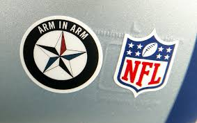 Flashback Nfl Wouldn T Allow Cowboys To Wear Decal Supporting Dallas Police On Their Helmets