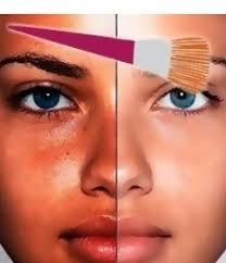 effect of virtual makeup to be