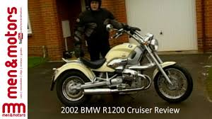 2002 bmw r1200 cruiser review you