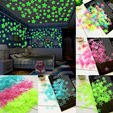 Luminous Cartoon Switch Sticker Glow In The Dark Sticker Fluorescent Kid Room Fk For Sale Online Ebay