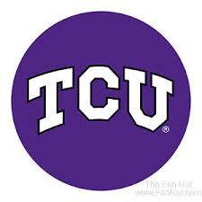 Tcu Horned Frogs Texas Christian Decal Rr 4 Round Vinyl Auto Home University Of 758060303042 Ebay