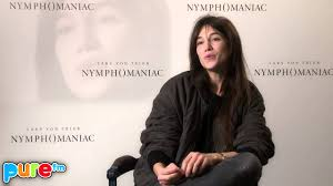 Nymphomaniac : Charlotte Gainsbourg Interview 2013 - YouTube