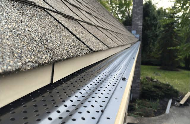 Image result for Gutter Guard Services""