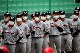 Miss Major League Baseball Korean Baseball To The Rescue Los Angeles Times