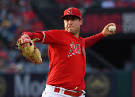 Los Angeles Angels pitcher Tyler Skaggs ...