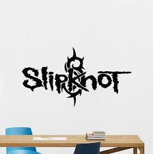 Lamp Shades Ideal To Match Wall Decals Stickers Slipknot Corey Taylor Lampshades Home Garden Vibranthns Lk