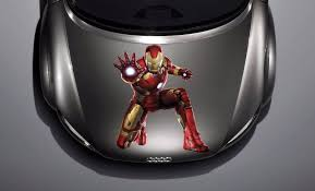 Iron Man Hero Avengers Tony Stark Car Decal Vinyl Sticker For Window Or Bumper Archives Midweek Com