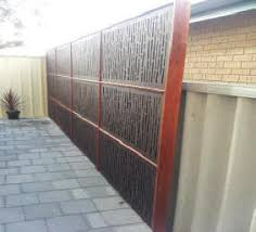 Modular Screen Panels To Cover Fencing Perth Outdoor Installations