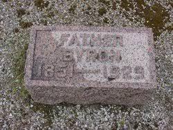 Byron Cole (1851-1929) - Find A Grave Memorial