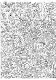 60 Beste Afbeeldingen Van Tekenen En Kleuren Voor Volwassenen In