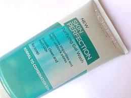 skin perfection purifying gel wash