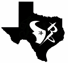Texas Houston Rockets Texans Astros Logo Vinyl Decal Sticker Wish