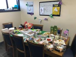 """Fleet Financial on Twitter: """"A big thanks to Hilda Holmes and the rest of  the team who helped raise over £300 today in aid of @macmillancancer 👍🎂… """""""