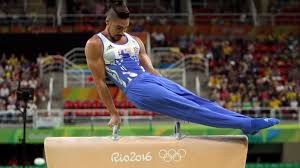 Louis Smith announces retirement from gymnastics - ITV News