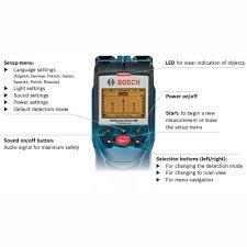 bosch d tect 150 wall scanner detector
