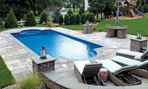 fiberglass swimming pools latham pools