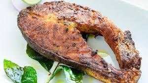 Salmon pan Fry