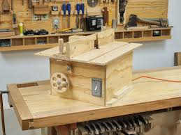 Bench Top Router Table Ibuildit Ca