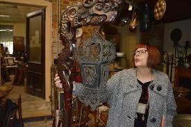 Interior designer Priscilla Clark is a treasure hunter for clients ...